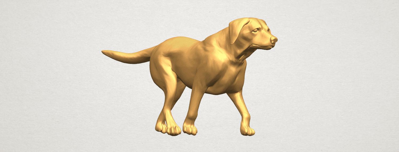 TDA0527 Dog 01 A02.png Download free STL file Dog 01 • 3D printer template, GeorgesNikkei