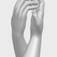 Download free 3D printing models Hands 02, GeorgesNikkei