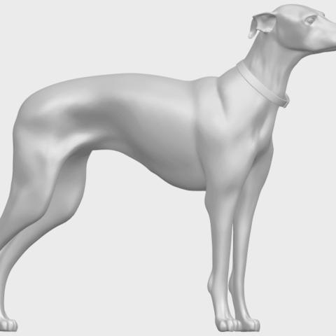 20_TDA0531_Skinny_Dog_03A02.png Download free STL file Skinny Dog 03 • 3D printer model, GeorgesNikkei