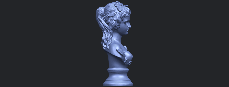 12_Bust_of_Venus_80mmB09.png Download free STL file Bust of Venus • 3D print model, GeorgesNikkei