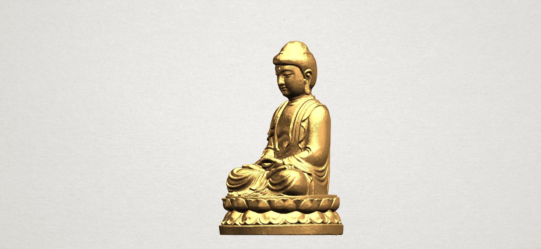 Gautama Buddha young - C02.png Télécharger fichier STL gratuit Gautama Bouddha Bouddha • Objet imprimable en 3D, GeorgesNikkei