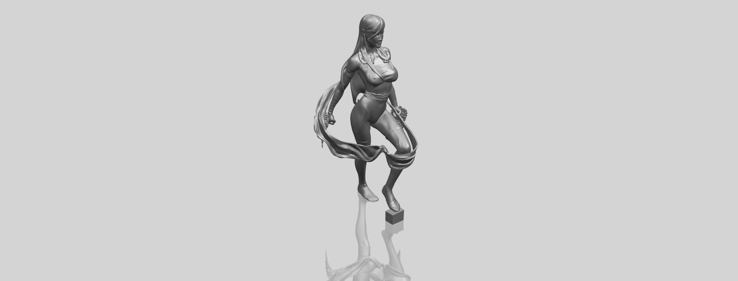07_TDA0476_Beautiful_Girl_10A00-1.png Download free STL file Beautiful Girl 10 • 3D printable design, GeorgesNikkei