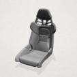 Télécharger fichier impression 3D gratuit Siège d'auto, GeorgesNikkei