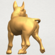 TDA0523 Bull Dog 04 A06.png Download free STL file Bull Dog 04 • 3D print design, GeorgesNikkei