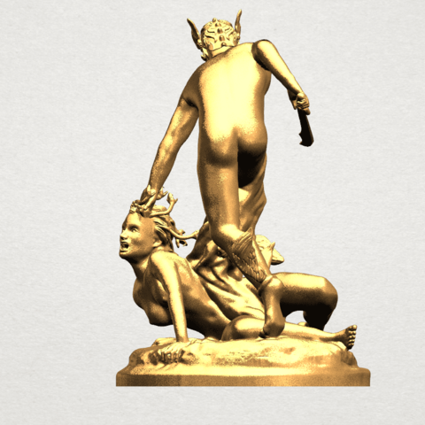 Killing - A03.png Download free STL file Killing 01 • 3D printable model, GeorgesNikkei