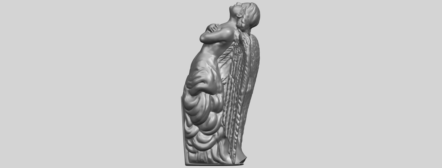04_Angel_iii_88mmA04.png Download free STL file Angel 03 • 3D printable object, GeorgesNikkei