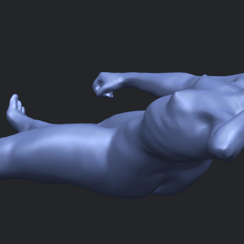02_TDA0281_Naked_Girl_A08B05.png Download free STL file Naked Girl A08 • Template to 3D print, GeorgesNikkei