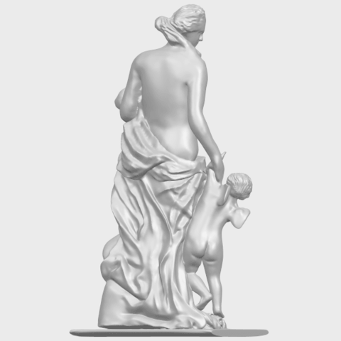 08_Mother_and_Child_v_80mmA07.png Download free STL file Mother and Child  05 • 3D printable model, GeorgesNikkei