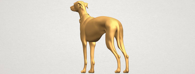 TDA0531 Skinny Dog 03 A07.png Download free STL file Skinny Dog 03 • 3D printer model, GeorgesNikkei