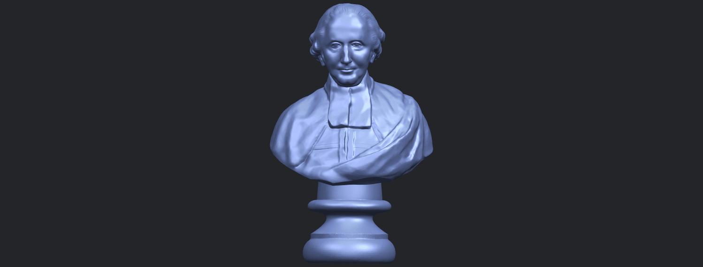 24_TDA0620_Sculpture_of_a_head_of_man_02B01.png Télécharger fichier STL gratuit Sculpture d'une tête d'homme 02 • Design à imprimer en 3D, GeorgesNikkei