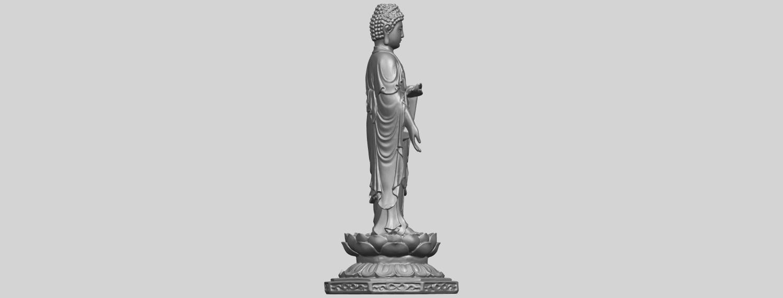 10_TDA0176_Gautama_Buddha_Standing_iiiA01.png Download free STL file Gautama Buddha Standing 03 • 3D printing design, GeorgesNikkei