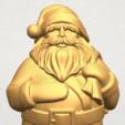 Download free STL files Santa Claus, GeorgesNikkei