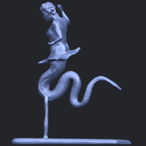 03_TDA0224_Ophidian_-88mmB07.png Download free STL file Ophidian • 3D printing template, GeorgesNikkei