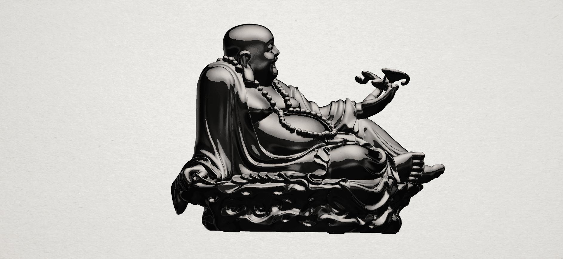 Metteyya Buddha 06 - B05.png Download free STL file Metteyya Buddha 06 • 3D print model, GeorgesNikkei