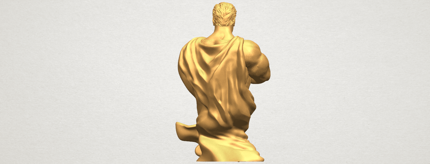 TDA0542 Superman A06.png Download free STL file Superman • 3D printable model, GeorgesNikkei