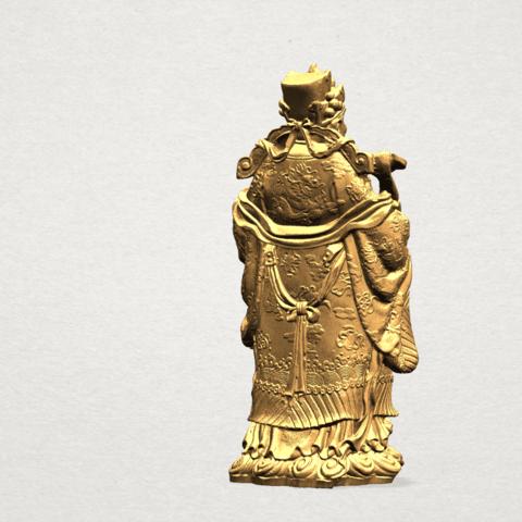 God of Treasure - B08.png Download free STL file God of Treasure • 3D printing model, GeorgesNikkei