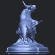 15_Bull_iii_74mm-B04.png Télécharger fichier STL gratuit Taureau 03 • Plan imprimable en 3D, GeorgesNikkei