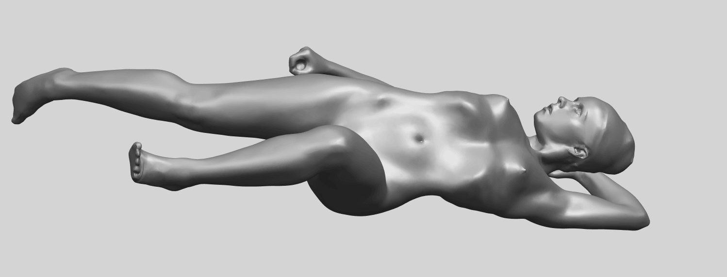 06_TDA0279_Naked_Girl_A06A03.png Download free STL file Naked Girl A06 • 3D printing template, GeorgesNikkei