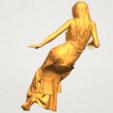 A06.png Télécharger fichier STL gratuit Fille Nue I02 • Objet à imprimer en 3D, GeorgesNikkei