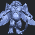 Download free STL file Monster 01, GeorgesNikkei