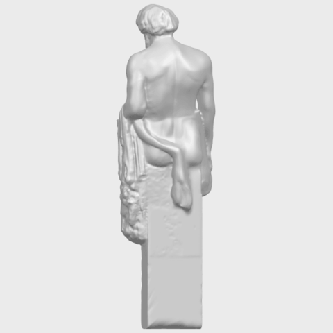 24_TDA0466_Sculpture_of_a_man_02_ex500A06.png Download free STL file Sculpture of a man 03 • 3D print model, GeorgesNikkei