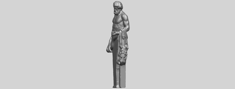 24_TDA0466_Sculpture_of_a_man_02_ex500A03.png Download free STL file Sculpture of a man 03 • 3D print model, GeorgesNikkei