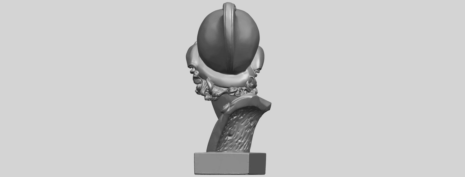 14_TDA0244_Sculpture_of_a_head_of_manA06.png Download free STL file Sculpture of a head of man • 3D printable design, GeorgesNikkei