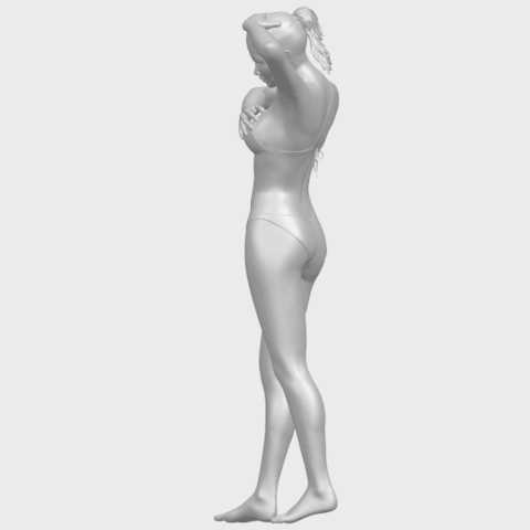 16_TDA0633_Naked_Girl_D03-A05.png Download free STL file Naked Girl D03 • 3D printing template, GeorgesNikkei