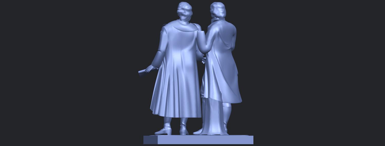15_Goethe_schiller_80mmB06.png Télécharger fichier STL gratuit Goethe Schiller • Modèle imprimable en 3D, GeorgesNikkei