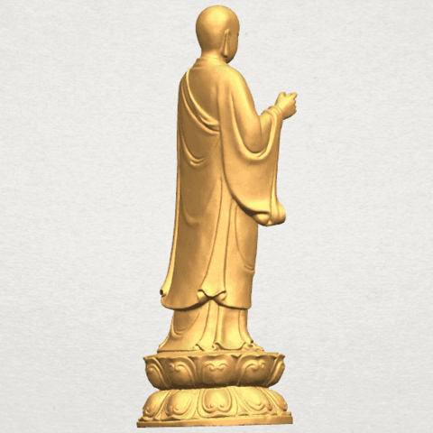 TDA0495 The Medicine Buddhav A06.png Download free STL file The Medicine Buddha • 3D print object, GeorgesNikkei