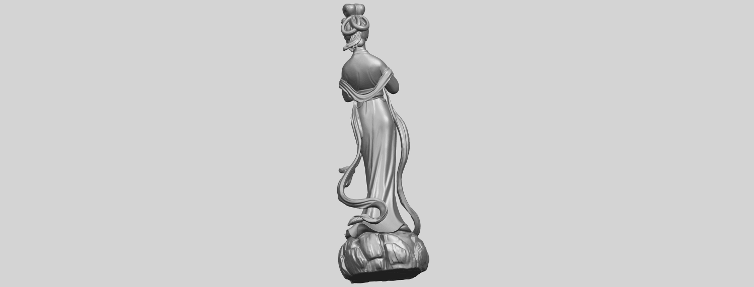 09_TDA0253_Fairy01A05.png Download free STL file Fairy 01 • 3D printer object, GeorgesNikkei