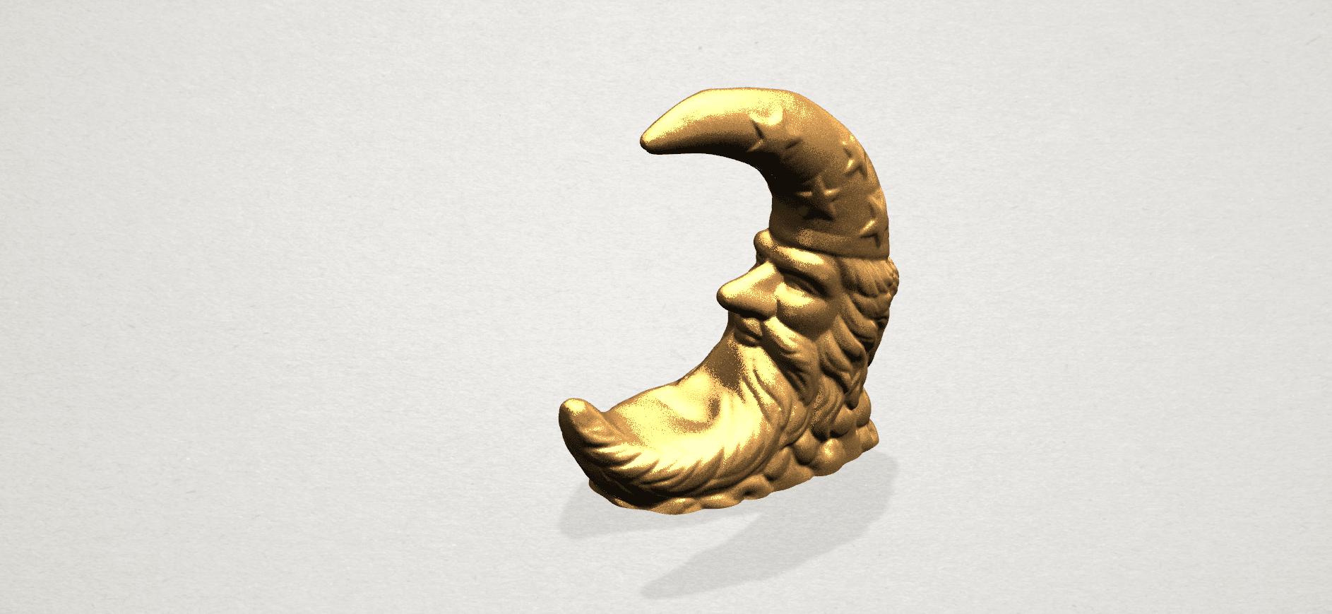 Moon - B03.png Télécharger fichier STL gratuit Lune • Design pour impression 3D, GeorgesNikkei