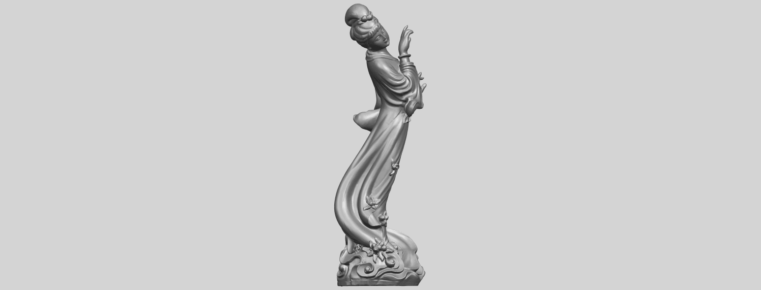 01_TDA0448_Fairy_03A09.png Download free STL file Fairy 03 • 3D printable object, GeorgesNikkei
