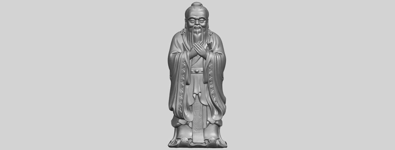 13_TDA0341_ConfuciusA01.png Download free STL file Confucius • 3D printable model, GeorgesNikkei