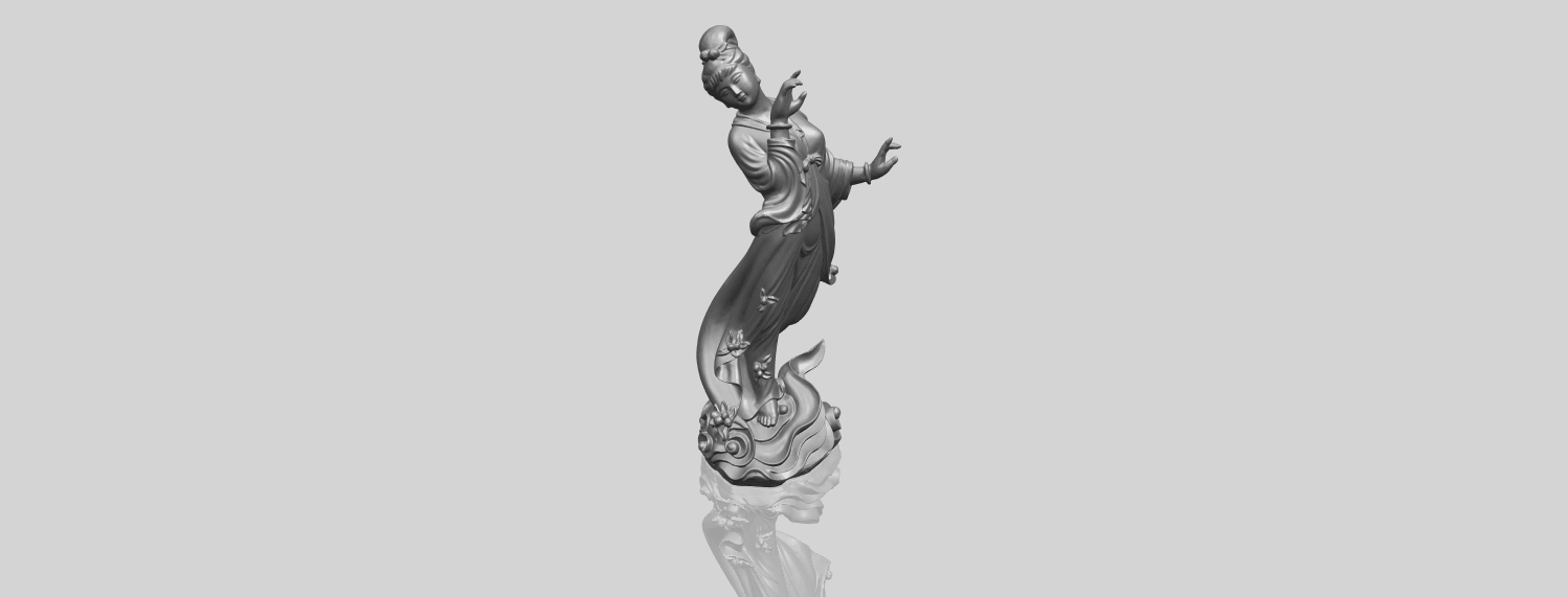 01_TDA0448_Fairy_03A00-1.png Download free STL file Fairy 03 • 3D printable object, GeorgesNikkei