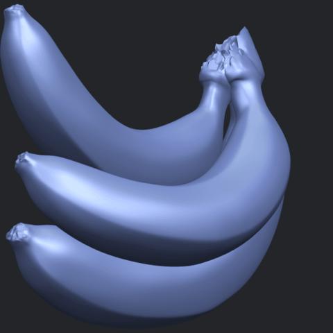 07_TDA0553_BananaB05.png Download free STL file Banana 01 • 3D printer design, GeorgesNikkei