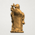 Sao (Fook Look Sao) 80mm - A04.png Download free STL file Sao (Fook Look Sao) • 3D printable model, GeorgesNikkei