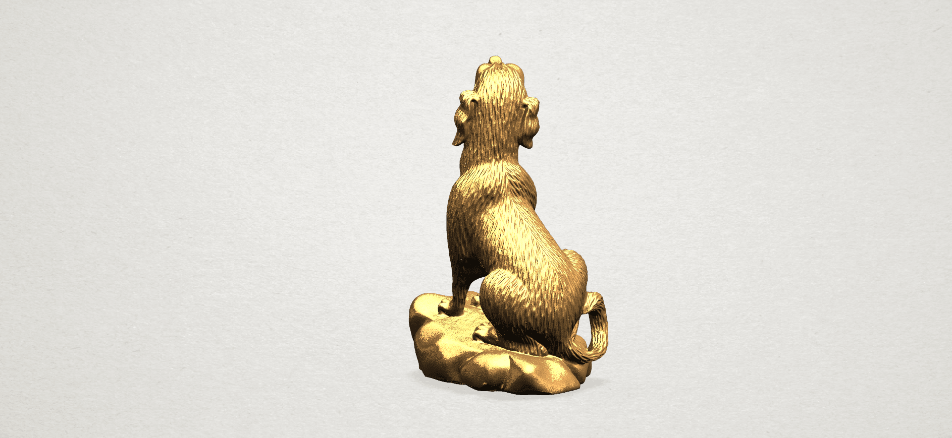 ZChinese Horoscope11-B02.png Download free STL file Chinese Horoscope 11 Dog • 3D print design, GeorgesNikkei