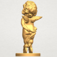 TDA0480 Angel Baby 03 A05.png Download free STL file Angel Baby 03 • 3D printing template, GeorgesNikkei