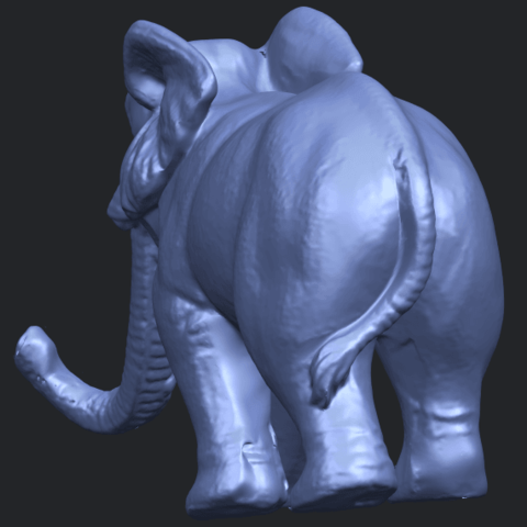 07_Elephant_01_92.6mmB03.png Download free STL file Elephant 01 • 3D printer design, GeorgesNikkei