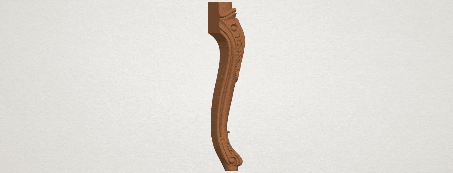 TDA0453 Table Leg (ii) A04.png Download free STL file Table Leg 02 • 3D print template, GeorgesNikkei