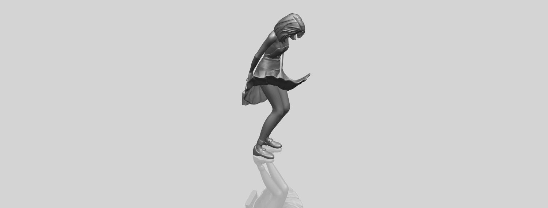 TDA0715_Beautiful_Girl_15A00-1.png Télécharger fichier STL gratuit Belle Fille 15 ans • Plan pour impression 3D, GeorgesNikkei