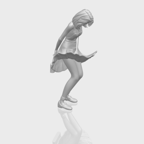 Download free 3D printer designs Beautiful Girl 15, GeorgesNikkei