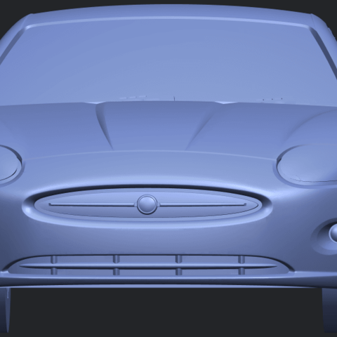 TDB003_1-50 ALLA09.png Download free STL file Jaguar X150 Coupe Cabriolet 2005 • 3D printing template, GeorgesNikkei