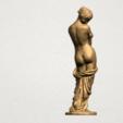 Download free 3D printer model Naked Girl - Bathing03, GeorgesNikkei
