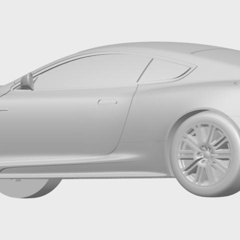 18_TDB008_1-50_ALLA02.png Download free STL file Aston Martin DBS • 3D printing object, GeorgesNikkei