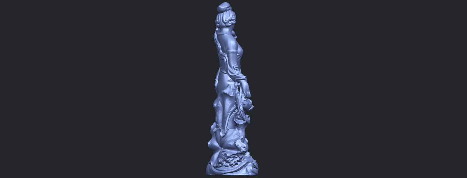 06_TDA0449_Fairy_04B08.png Download free STL file Fairy 04 • Object to 3D print, GeorgesNikkei