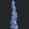 06_TDA0449_Fairy_04B08.png Télécharger fichier STL gratuit Fée 04 • Plan à imprimer en 3D, GeorgesNikkei