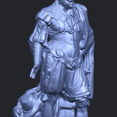 02_TDA0264_Peter_Paul_RubensA10.png Télécharger fichier STL gratuit Peter Paul Rubens • Modèle pour imprimante 3D, GeorgesNikkei