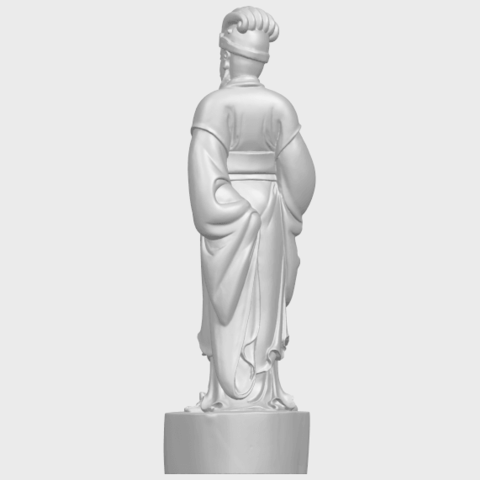19_TDA0342_Zhu_Ge_Liang_Kong_MingA06.png Télécharger fichier STL gratuit Zhu Ge Liang Kong Ming Kong Ming • Modèle imprimable en 3D, GeorgesNikkei